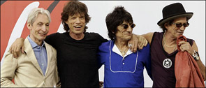 Rolling Stones in 2005